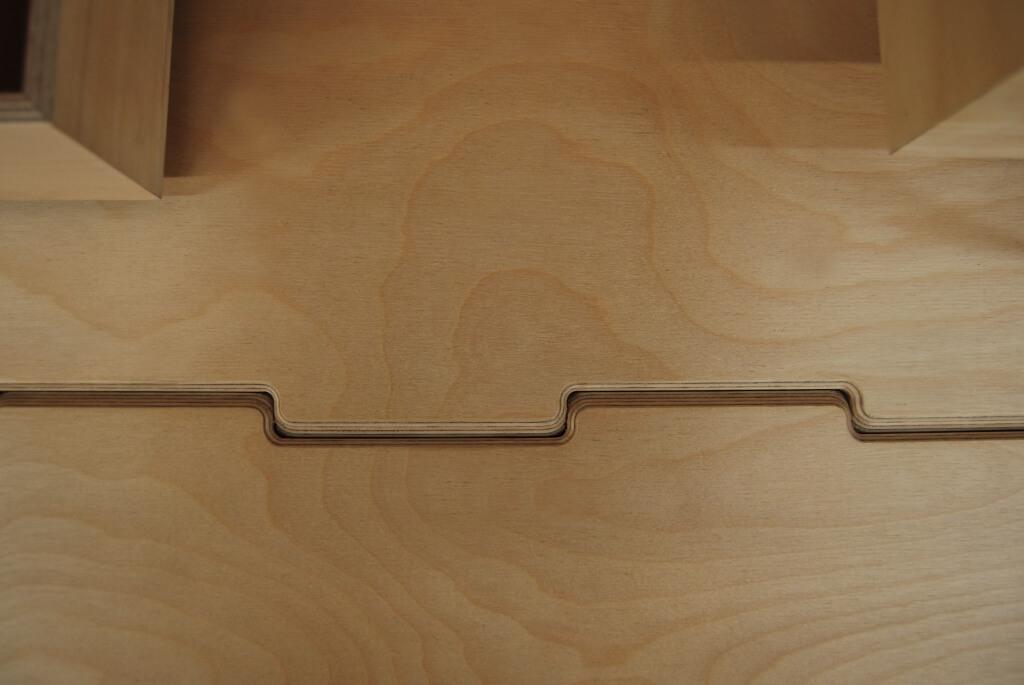wall desk - Stephan Siepermann