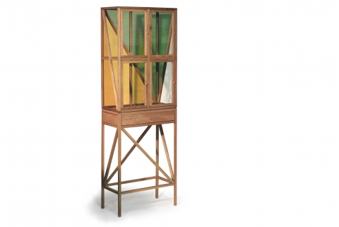 half-timber case